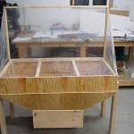 Downdraft priming table